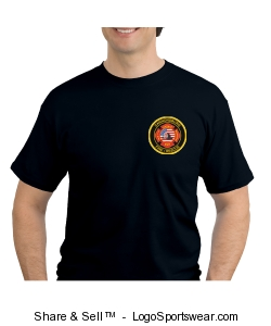 Mens Big and Tall Essential Tshirt Design Zoom
